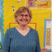 a portrait of Mrs. Lori Weimer