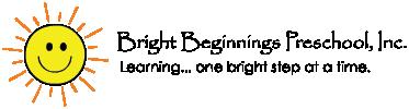 Bright Beginnings Preschool, Inc.